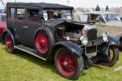 Vauxhall 1927 type R 20-60 cabriolet