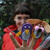 Task 4: Find the finger puppets