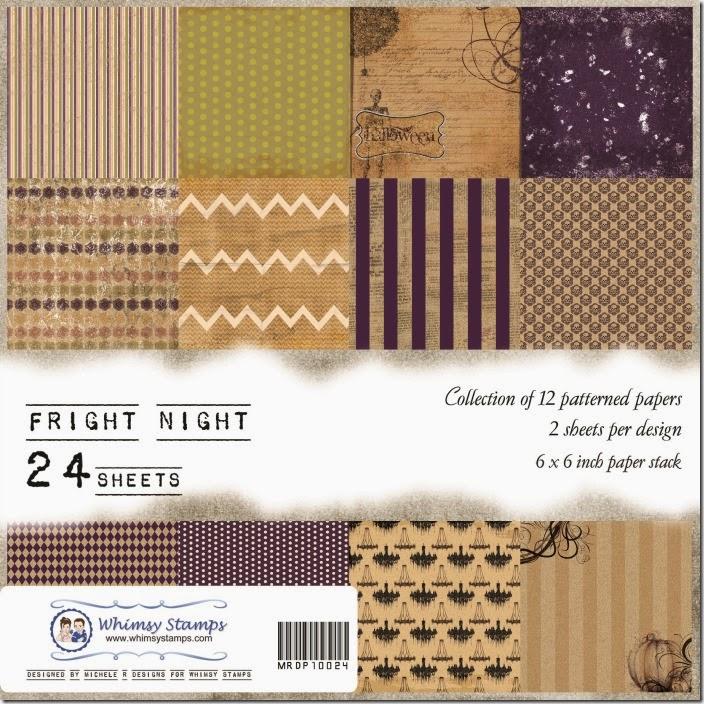 Fright Night Front Sheet