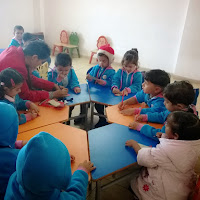 Pre-primary on 24th February 2014 GDA Harni