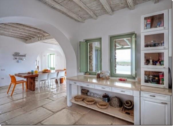 Grecia il potere del bianco case e interni for Foto case interni