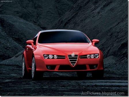 Alfa Romeo Brera (2005)5