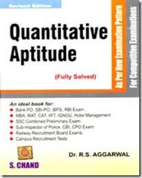 quantitative-aptitude rs agarwal