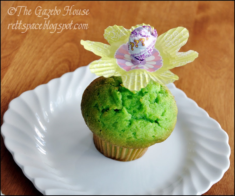 flower cupcakes 003
