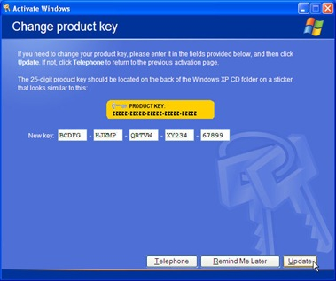 change-xp-product-key-12