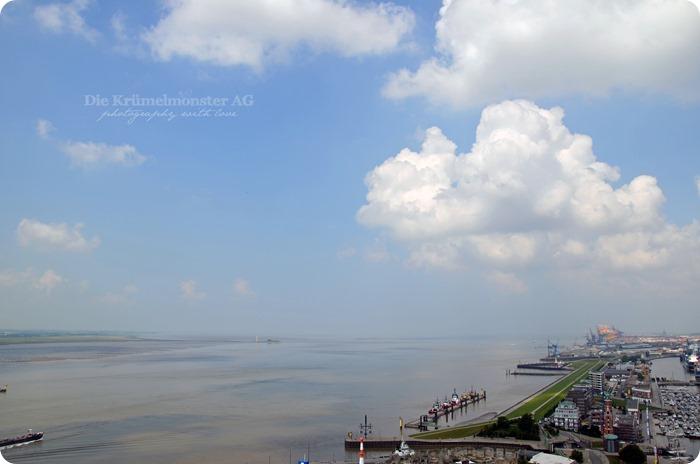 Wremen 29.07.14 Bremerhaven 67 Aussichtsplattform