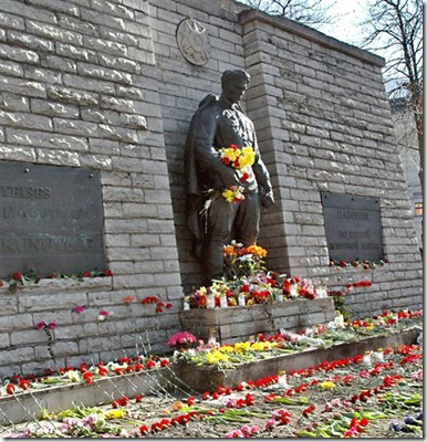 Soldado de Bronze de Tallinn