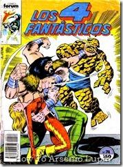 P00075 - Los 4 Fantásticos v1 #74