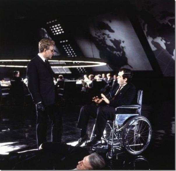 Dr. Fantástico - Peter Sellers e Stanley Kubrick