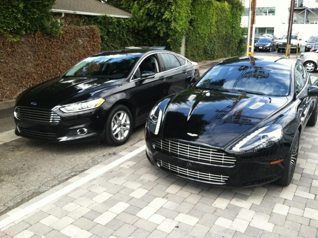 Ford Fusion vs Mondeo Fusion Mondeo 3 Copy
