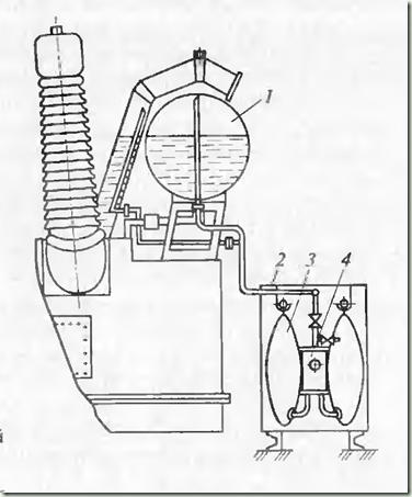 устройство газовой защиты автотрансформатора