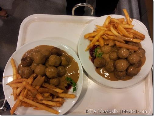 Ikea Meatballs 5