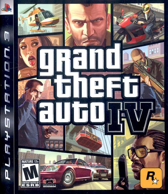 GTA IV cheats trapaça playstation 3 ps3