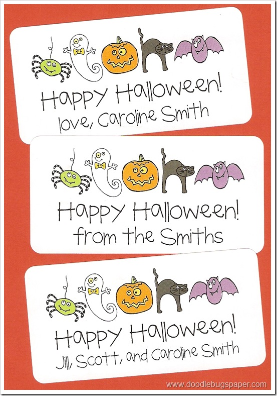 happyhalloweenrectstickers