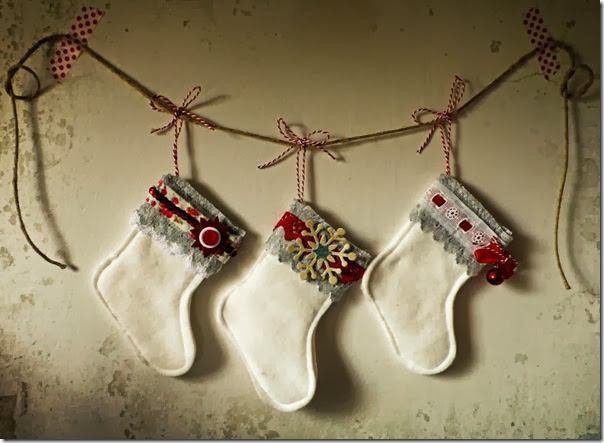 cafe creativo - Anna Drai - sizzix big shot - stocking christmas (1)
