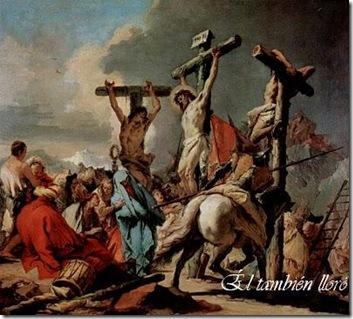 CRISTO Cruccificado de  Tiepolo-ElTambienLloro-0607