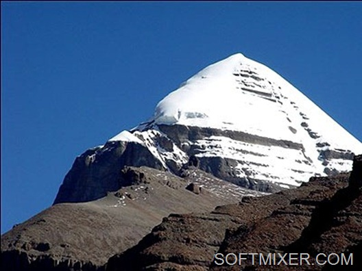 пирамиды Тибета