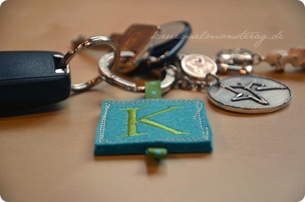 AR Schlüsselbuchstaben