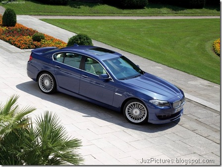 Alpina BMW B5 Bi-Turbo 2
