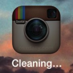 Ios app name cleaning