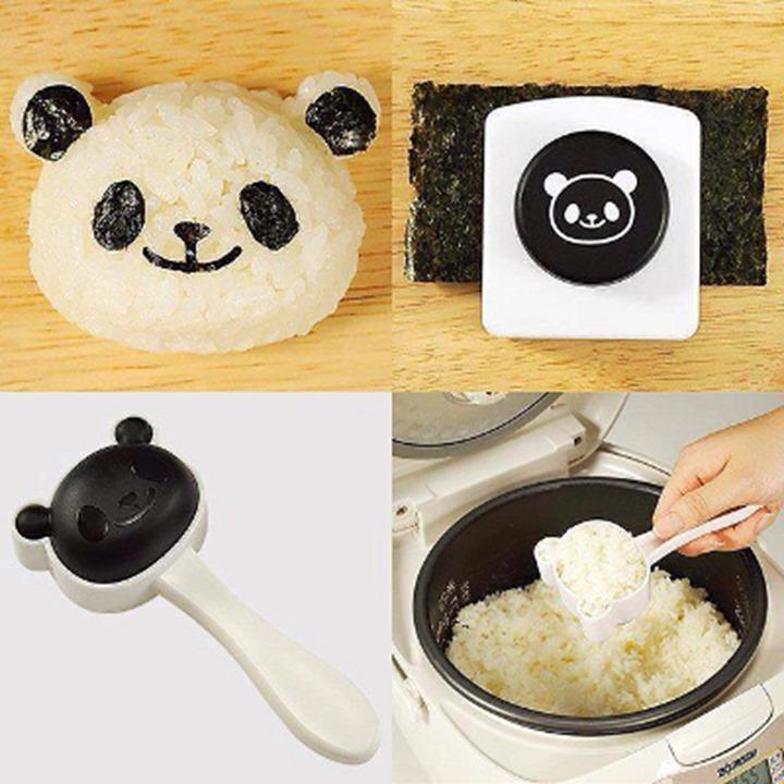 Panda-Rice-Mold
