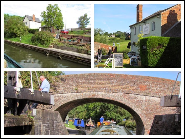 1 Braunston Locks