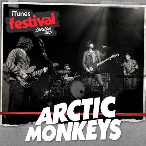 Arctic Monkeys itunes