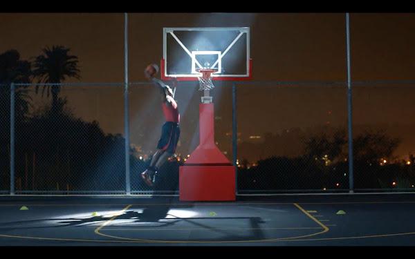 New Nike LeBron James Commercial 8220Basketball Never Stops8221