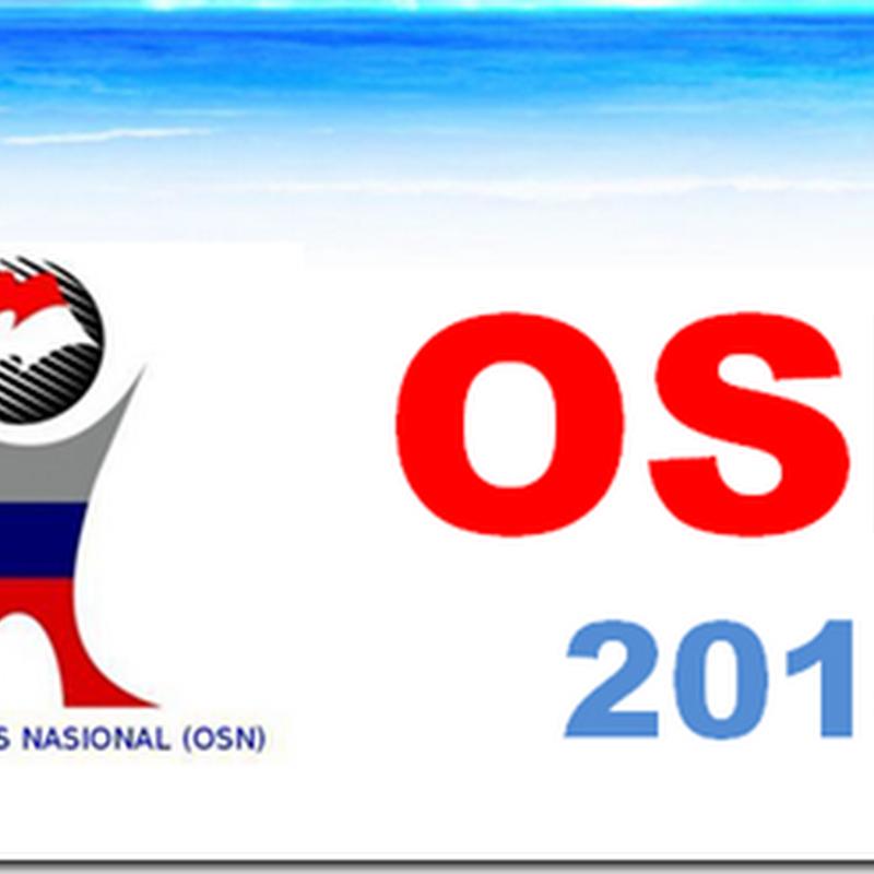 Inilah Peserta Olimpiade Sains Nasional 2014 Jenjang SMP