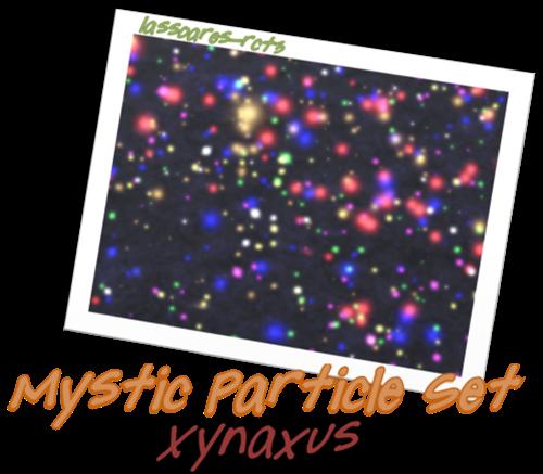 Mystic Particle Set (Xynaxus) lassoares-rct3