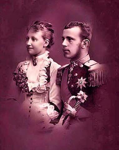 Rodolfo de Habsburgo y Estefanía de Lieja, un matrimonio hecho por dinero y no por amor,