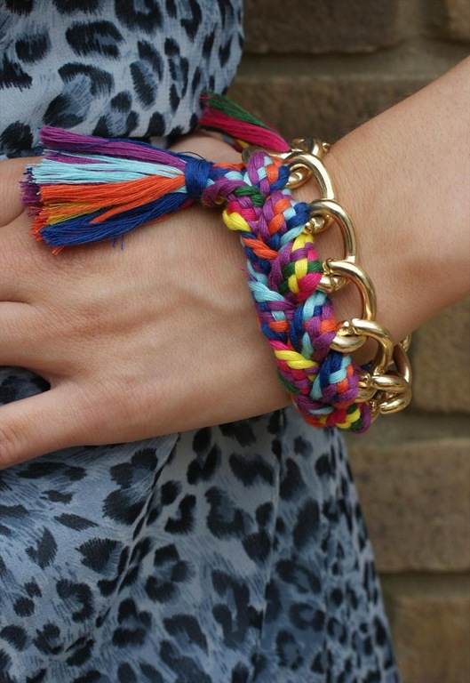 Multi Charlie Bracelet, £24, Never Fully Dressed