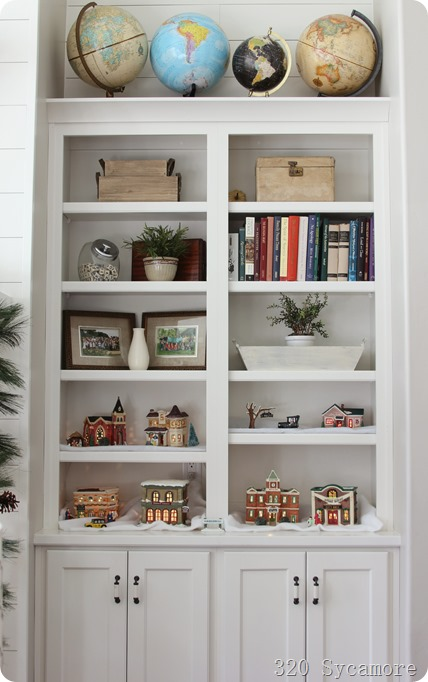 bookshelves 320 sycamore christmas