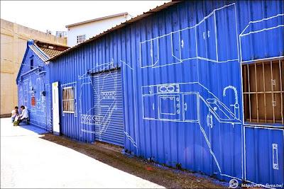 彰化福寶藍晒圖