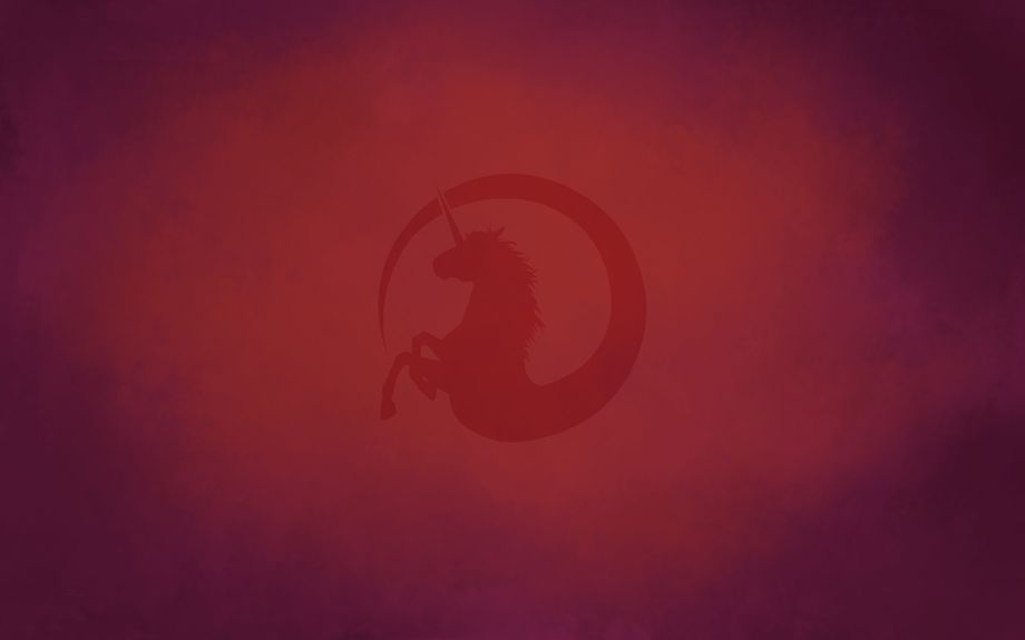 Sfondo default Ubuntu 14.10 Utopic Unicorn