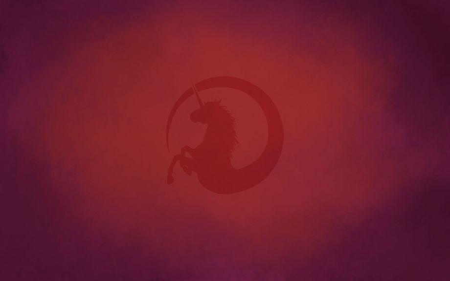 Sfondo default Ubuntu 14.10 Utopic Unicorn