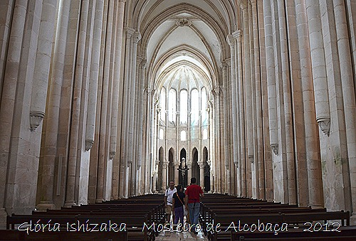 Glória Ishizaka - Mosteiro de Alcobaça - 2012 - 4c
