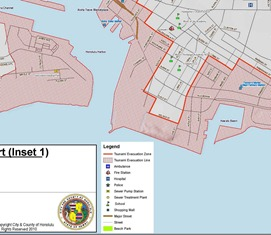 Evacuation map[2]