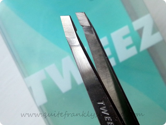 Tweezerman Slant Tweezer 3