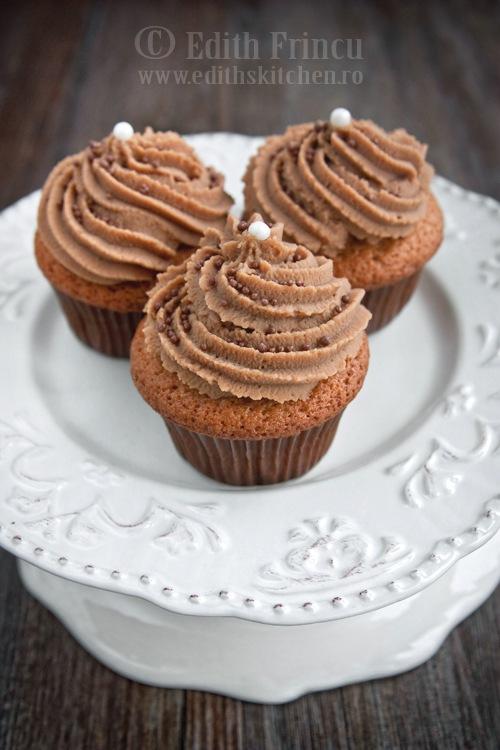 cupcakes cu cappuccino 1