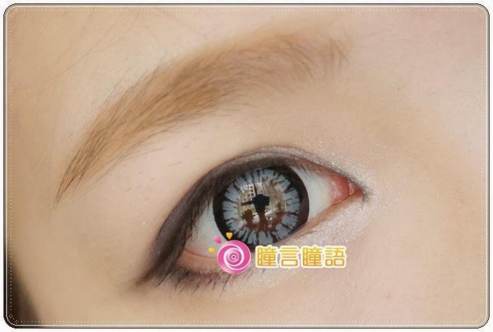 日本EOS隱形眼鏡-Magic灰8