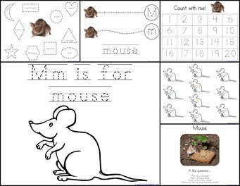 Mm Mouse Extras