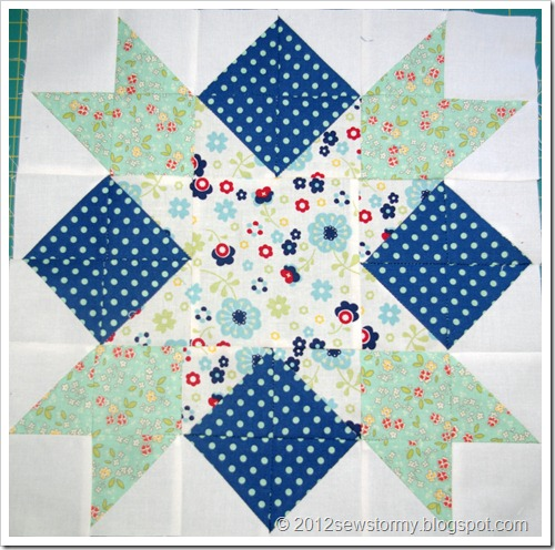 Star Sampler Quilt Along