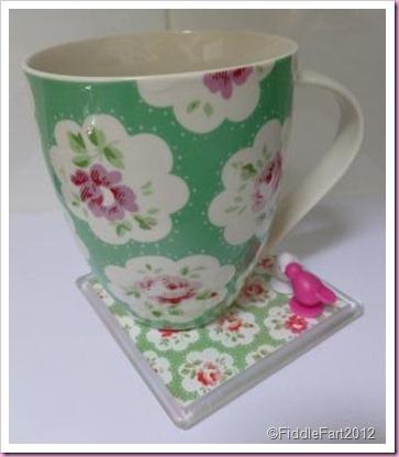 Cath Kidston Mug Coaster