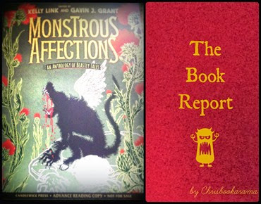 book report 3