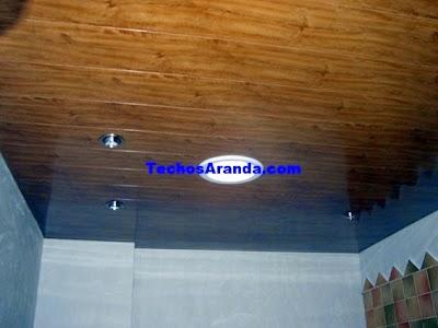 Falsos techos de aluminio Castellón