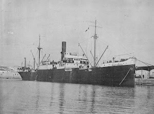 Vapor SANTAMAÑA. Memoria de la Compañia Trasmediterranea. Año 1926. Foto remitida por el Sr. Laureano Garcia. Web TRASMESHIPS.jpg