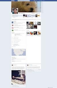 Фейсбук през 2012