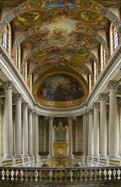 640px-Versailles_Chapel_-_July_2006_editCapilla real, desde la tribuna.