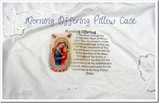 morning offering pillow case v2